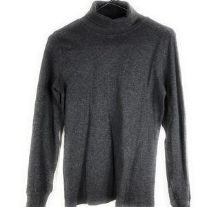 Karen Scott Cotton Turtleneck A18